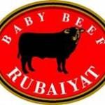 Em Sampa: O Rubaiyat e a Winebrands promovem jantar harmonizado, dia 10 de setembro, no Baby Beef Rubaiyat da Av. Faria Lima!