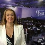 Monica Barsanelli é a nova gerente de vendas do setor de eventos do Vale Suíço Resort!