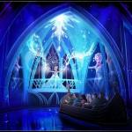 Walt Disney World divulga primeira imagem da nova atração de Frozen, no Epcot!