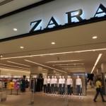 Crise brasileira não atingiu as lojas Zara!