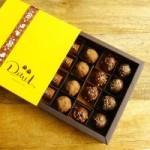 Chocolateria aposta em receita caseira para criar chocolates com intensidade de sabor!