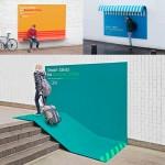 Confira alguns objetos desenhados para aproximar as pessoas das cidades!