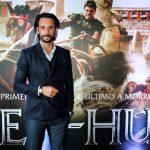 """Rodrigo Santoro, o novo Jesus Cristo do cinema, revela a emoção de filmar """"Ben-Hur""""!"""