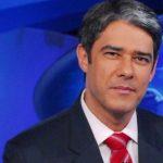 William Bonner quebra o pé e deixa a bancada do 'Jornal Nacional'!